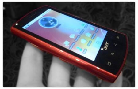 Acer lanzará muchos terminales con Android