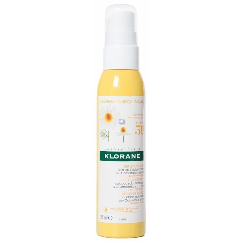 Blond Highlights With Chamomile Spray Klorane