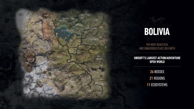 Ghost Recon Wildlands Mapa 01
