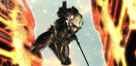 'Metal Gear Rising' se canceló antes de que Platinum Games tomara el relevo