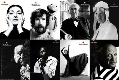 La evolución de los anuncios de Apple