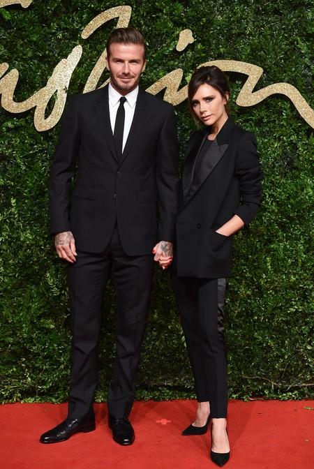 David Y Victoria Beckham 20 Aniversario Boda 2015