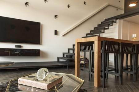 Lord Loft Proyecto Interiorismo Reforma Salon Tiovivo Creativo 7