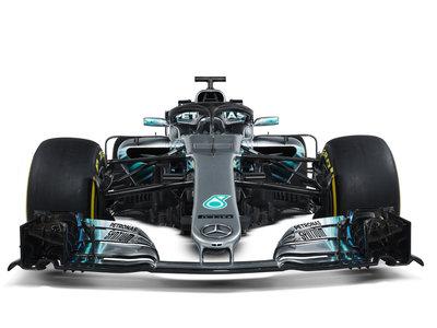 Os presentamos uno a uno los coches para la temporada 2018 de Fórmula 1