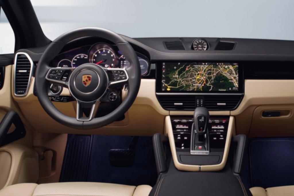 Foto de Porsche Cayenne 2018 filtrado (15/27)