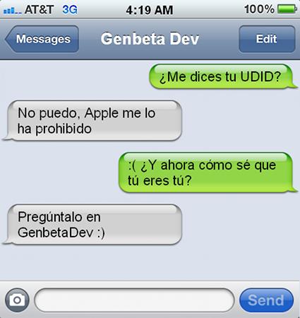 Apple rechaza en la App Store las aplicaciones que usen UDID. ¿Qué alternativas podemos usar?