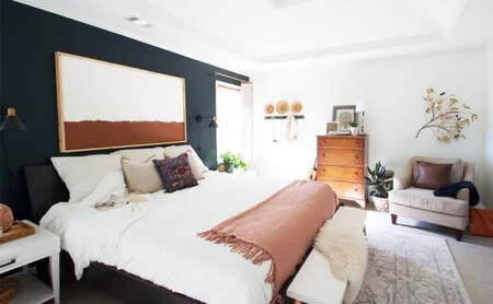 Thrifted Master Bedroom