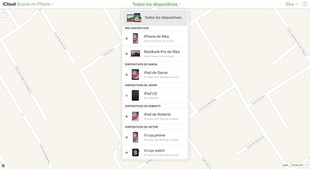 Localizar mi iPhone