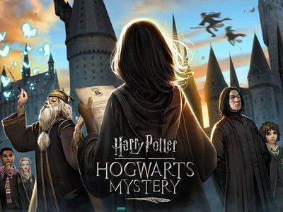 Así es 'Harry Potter: Hogwarts Mystery', un entretenido roleplay basado en el universo basado de J.K. Rowling