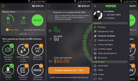Weex App