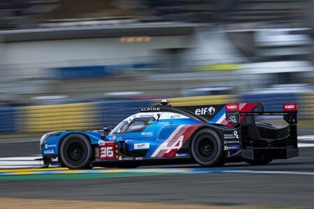 Alpine 24 Horas De Le Mans Wec 2021