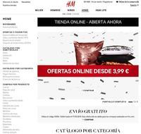 H&M abre tienda online