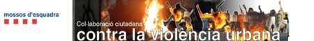 """El PSC pide el cierre de la web para delatar """"violentos"""""""