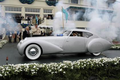 (2005)1937 Delage D8-120 S Pourtout Aero Coupe