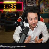 TheGrefg logra el directo de Twitch más visto de la historia durante la presentación de su skin de 'Fortnite'