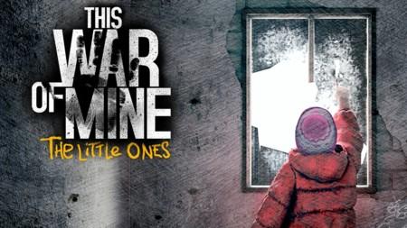 La inocencia de los niños protagoniza el tráiler de lanzamiento de This War of Mine: The Little Ones