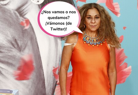 """Lolita no puede más y abandona Twitter """"para siempre"""" tras el aluvión de críticas por sus declaraciones sobre el feminismo"""