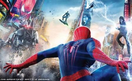 'The Amazing Spider-Man 2: El poder de Electro', la película