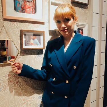 Diana Gómez ('Valeria') o cómo llevar un traje de bermudas y arrasar