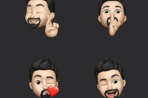 Cómo usar tus Memoji del iPhone como stickers de WhatsApp o de Telegram