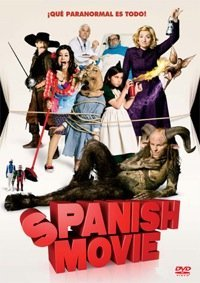 spanish movie dvd