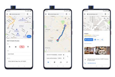 Arcane Maps Mobile