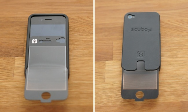 Scubo 3D - accesorios - 3