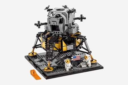 Lego Nasa Apollo 11 Lander 5