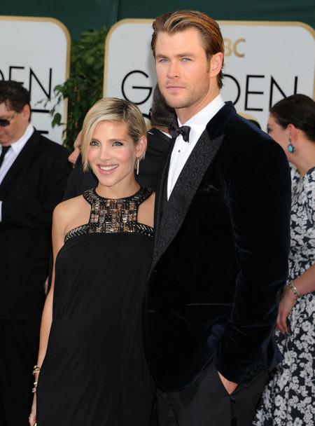 Elsa Pataky y Chris Hemsworth lo hacen a lo grande: ¡mellizos!