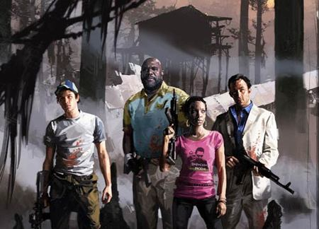 'Left 4 Dead 2', Valve desvela la campaña 'Swamp Fever'