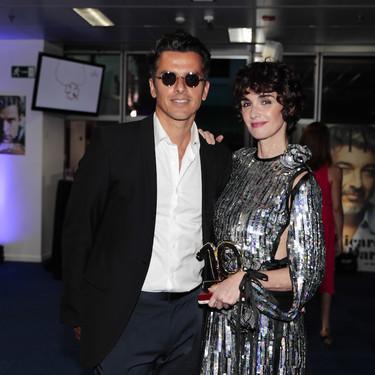 Paz Vega vuelve a enamorar como hacía tiempo, un Juan Vidal (que ya estrenó Nieves Álvarez) lleno de lentejuelas tiene la culpa