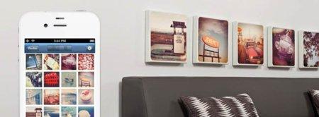 CanvasPop, decora tu casa con fotos de Instagram