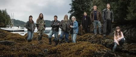 'Mi familia vive en Alaska', las entretenidas aventuras del clan Brown