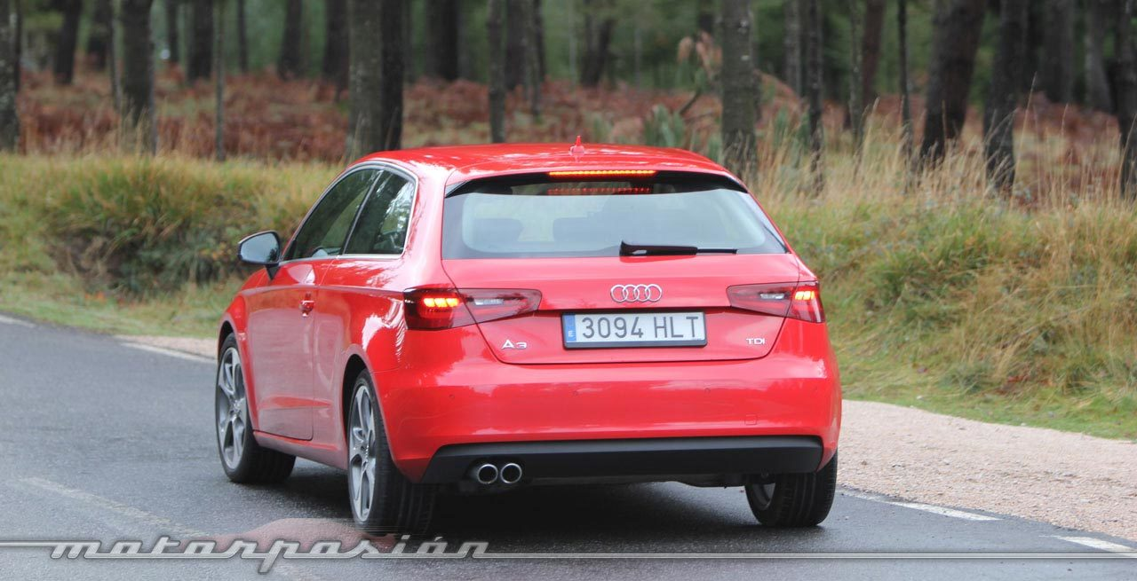 Foto de Audi A3 2.0 TDI (prueba) (1/52)