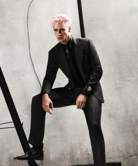 Versace Fw 2015 Menswear Campaign 007
