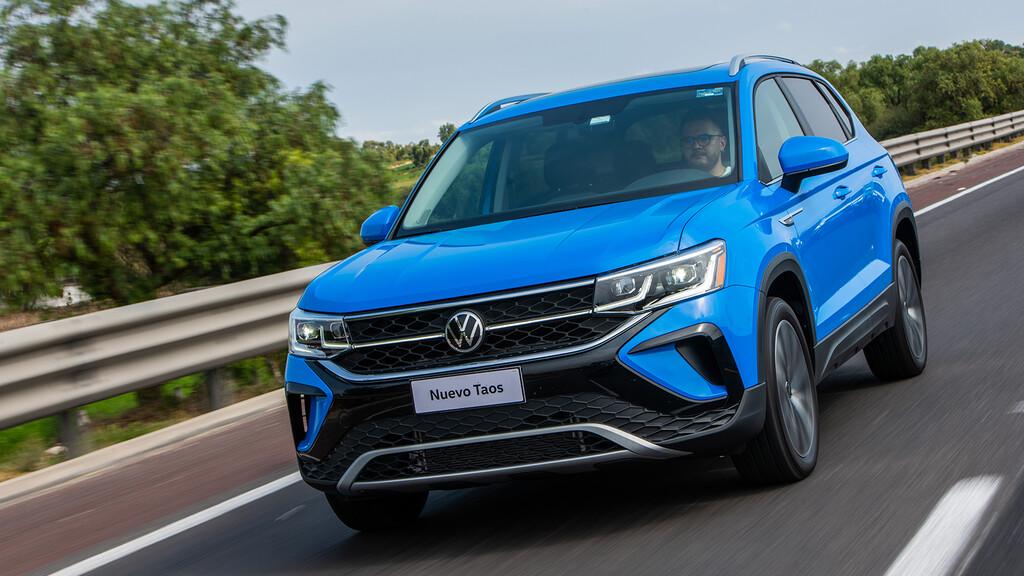Volkswagen Taos, al volante del Jetta de los SUV (+ video)