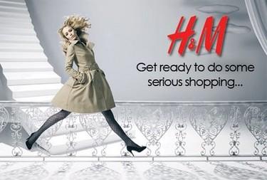Raquel Zimmerman para H&M
