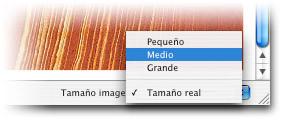 Redimensionando imágenes desde Mail