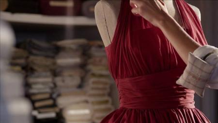 El vestuario de Galerías Velvet