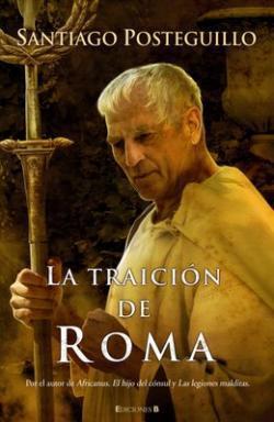 La traición de Roma-portada