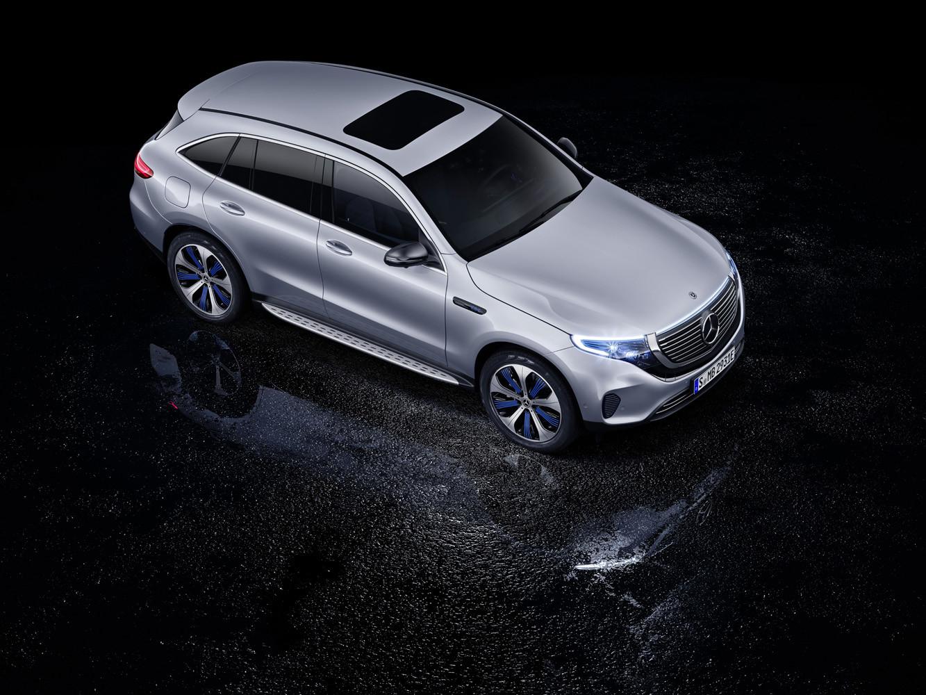 Foto de Mercedes-Benz EQC 2019 (47/74)