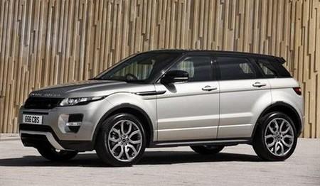 Range Rover Evoque-e