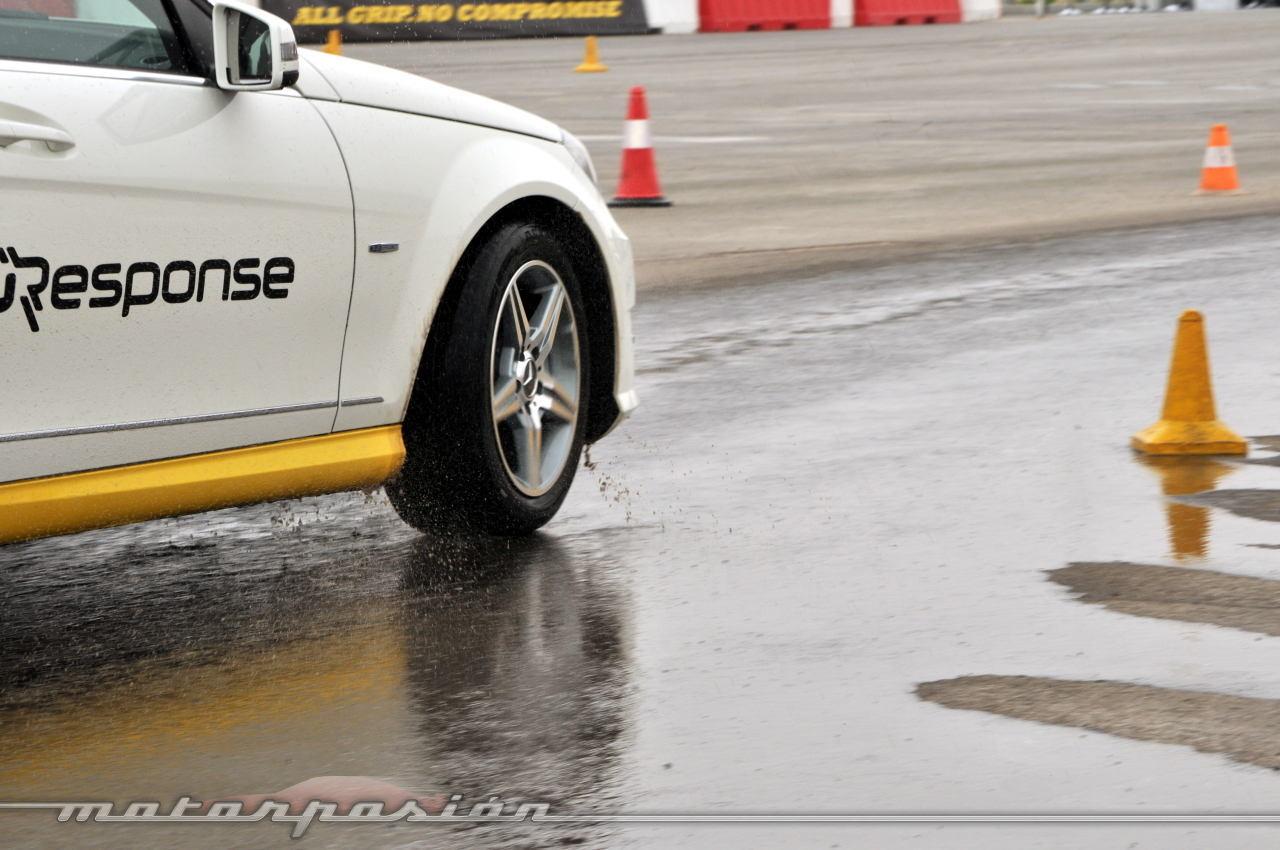 Foto de Dunlop Sport BluResponse, presentación y prueba en Yas Marina (10/24)