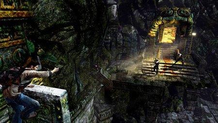 'Uncharted: Golden Abyss'. Así se llamará la joya de la corona de la NGP. Más imágenes y jugosa información