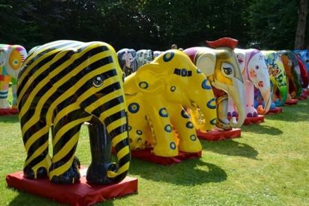 Elephant Parade LUX