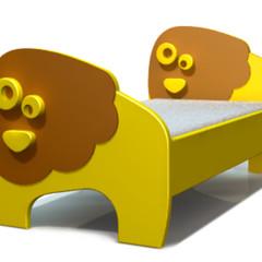 Foto 2 de 4 de la galería camas-infantiles-con-forma-de-animales en Decoesfera