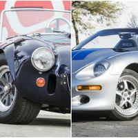 24 de los más valiosos coches de Carroll Shelby saldrán a subasta