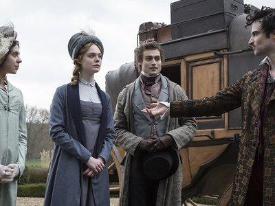 Tráiler de 'Mary Shelley': conoce a la mujer que creó a Frankenstein