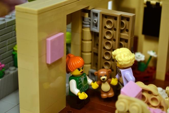 Foto de La versión LEGO de 'Las chicas de oro' (19/19)