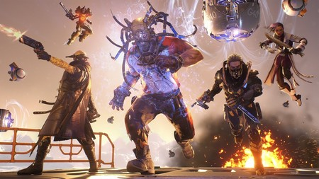 LawBreakers finalmente pasa a ser free-to-play en Steam